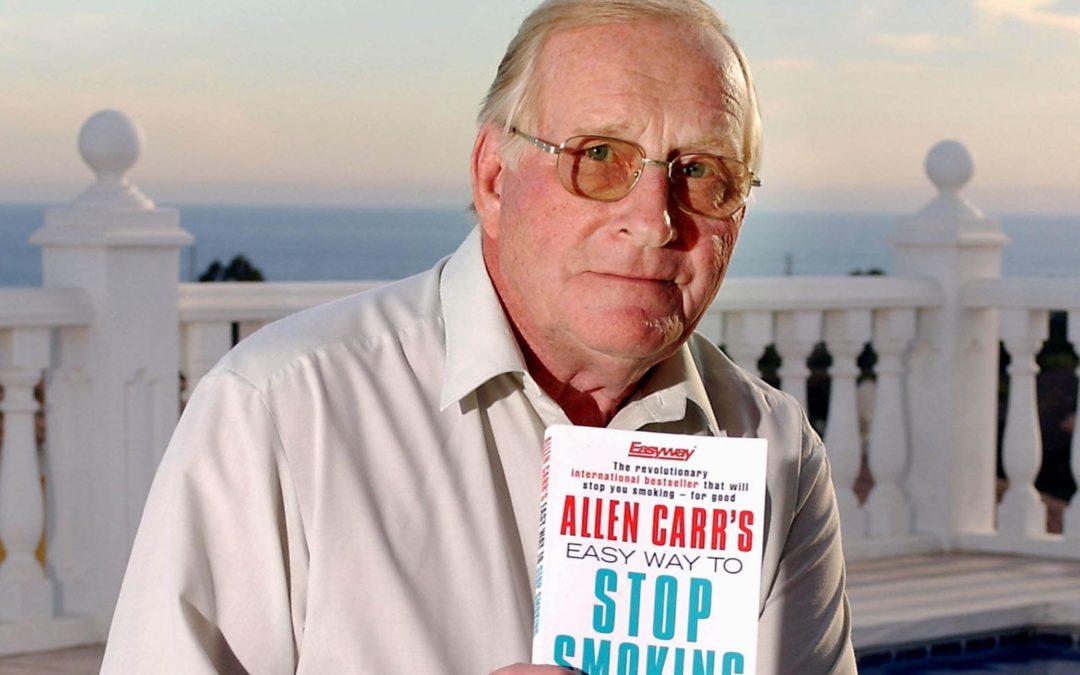 La méthode Allen Carr pour arrêter de fumer : principes et limites.